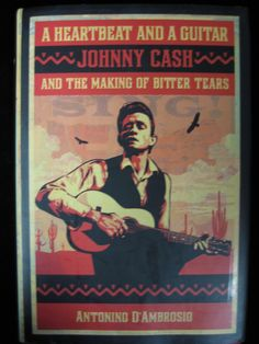 "The book ""A Heartbeat and a Guitar: Johnny Cash and the Making of Bitter Tears"" focuses on the collaboration between Johnny Cash and Peter La Farge when recording the album ""Bitter Tears: Ballads of the American Indian."" The book is written by Antonino D'Ambrosio and was published in 2011."