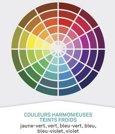 39 best Couleurs froides images on Pinterest | Colors, Color and Women\'s