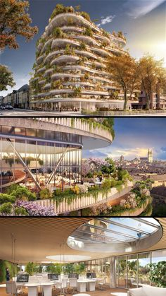 Vertical Forest Wins International Competition
