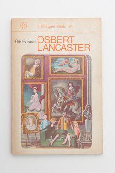 The Penguin Osbert Lancaster, Vintage Penguin Book, 1964 First Edition by PenelopeCatVintage on Etsy