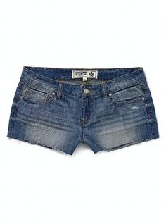 Victoria's Secret PINK jeans shorts - picked these up today, they fit AMAZINGLY!!!  Try 'em out, ladies :)