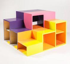Refuge pour chats errants créé par Wolcott Architecture / Creative outdoor shelters designed by Wolcott Architecture