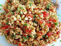 Ebli-Salat nach Art des türkischen Kisir