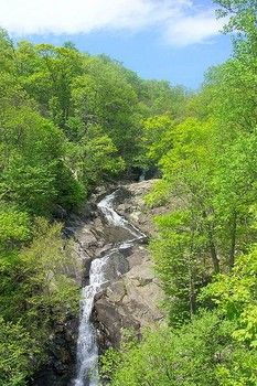 Popular waterfall hikes in Shenandoah National Park