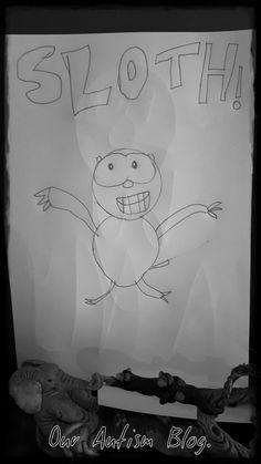 Drawings. #autism #asd