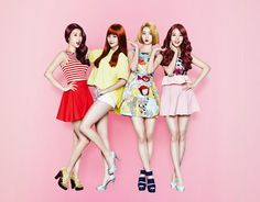 Girl's Day - Hello Bubble | Beautiful Korean Artists