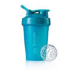 BlenderBottle 20oz Classic Shaker Cup FC Teal Shaker Cup, Shaker Bottle, Wire Whisk, Blender Bottle, Drink Holder, Protein Shakes, Surf Shop, Baby Clothes Shops, Mens Gift Sets