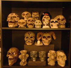 Love Skulls!