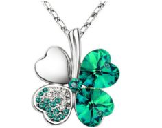 Four Hearts Necklace