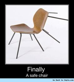 Finally.... Lol for all those klutzy people like me!