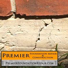 Foundation cracked around DFW