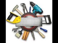 As ferramentas e Maquinas para um Marceneiro.Curso de Marcenaria.