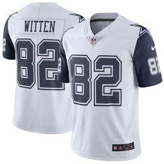 Jason Witten Dallas Cowboys Nike Color RUSH Limited NFL Jersey -White Navy Dallas  Cowboys dd60c708c