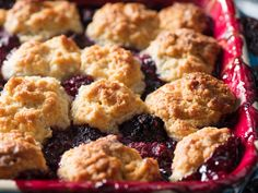Old-Fashioned Blackberry Cobbler Recipe | Serious Eats