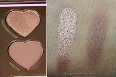 Chocolate Bon Bons Palette Too Faced, Swatches, Anteprima, Foto - Nuvole di Bellezza