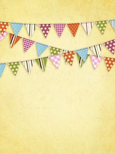 Banner / Flags Yellow / 9089