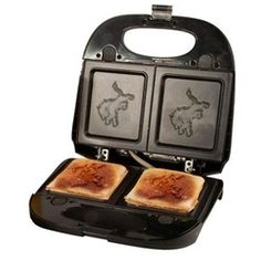 Detroit Lions Sandwich Press & Waffle Maker