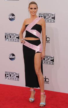 Heidi Klum – 2014-11-23 – attends the '2014 American Music Awards' at Nokia Theatre L.A. Live in Los Angeles (no. 6505)