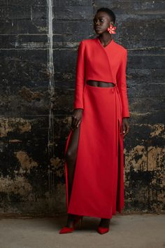 Rosie Assoulin Autumn-Winter 2015-2016 (Fall 2015) Ready-to-Wear, shown February 2015