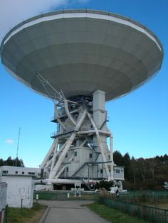 10 Spectacular Radio Telescopes around the World ~ Kuriositas