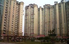 Buyers of Flats in Amrapali Sapphire Took To Social Website For Possession Delivery.