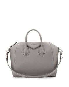 GIVENCHY Givenchy. #givenchy #bags #tote #leather #lining #satchel #shoulder bags #hand bags #cotton #