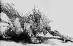 werewolf by Zombiraptor.deviantart.com