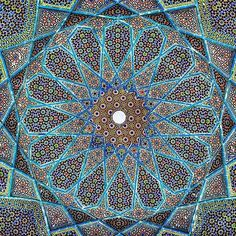 "vwillas8: ""Tomb of Hafez Shiraz, Iran """