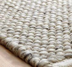 Savannah Flatweave Grey Rugs | Modern Rugs