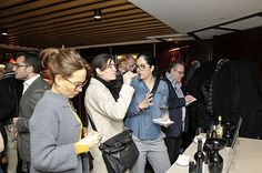 En la degustación de los vinos de Navarra en Madrid http://blogs.periodistadigital.com/elbuenvivir.php/2016/03/06/p380709#more380709