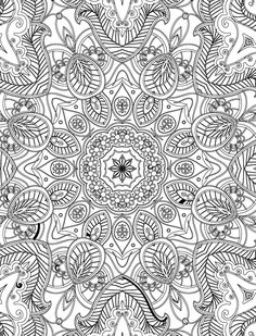 Mandalas: A Gorgeous Coloring Book with More than 120 Illustrations to Complete (Just Add Color): Carlton Publishing Group: 9781438006130: Amazon.com: Books