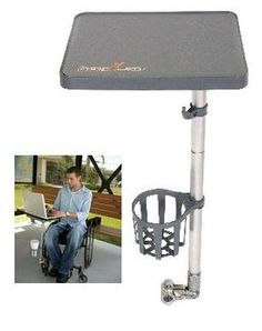 LivingEaZy ezEnabler Assistive Device for Wheelchairs & Walkers $78.52 + $12.55 shipping  LivingEaZy VERY HANDY (TAG: WHEELCHAIR ACCESSORY; WHEELCHAIR TABLE; LAPTOP TABLE)
