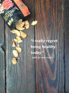 Haha, no regrets!