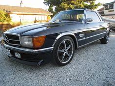 Mercedes-Benz SL 450 SLC 1975, 224 000 km, kr 69 000,-