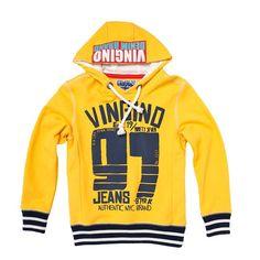 Vingino sweater Nelson Yellow