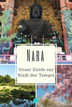 Nara Sehenswürdigkeiten & Tipps: Zahme Hirsche, ein großer Buddha und viele Tempel