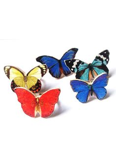 butterfly necklace necklaces and butterflies on pinterest