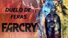 ►🎮 FAR CRY PRIMAL ◄ Duelo de feras!!