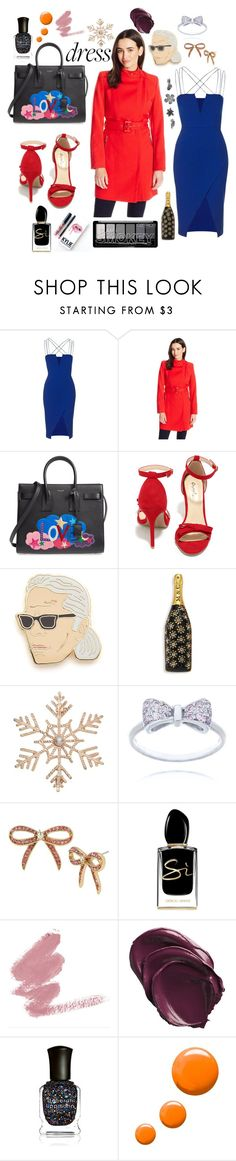 """Under 100k"" by gitawidya ❤ liked on Polyvore featuring Topshop, Kenneth Cole, Yves Saint Laurent, Qupid, Georgia Perry, Marc Jacobs, John Lewis, Betsey Johnson, Kylie Cosmetics and Giorgio Armani"