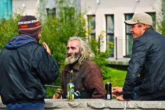 The Beer Drinkers. Ireland
