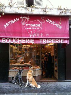 Akira & Yukiko rue du Marché St. Honoré - Paris