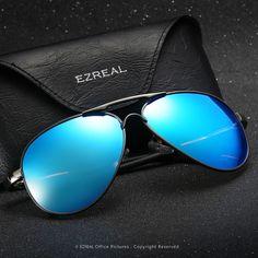 New Brand Polarized Sunglasses Men Classic Retro Pilot Glasses Color  Polaroid Lenses Driving Women Sunglasses Extra Image 2 ce12b6c27c