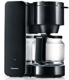 OVERSEAS USE ONLY Panasonic NC-DF1 Coffee Maker with (ACUPWR (TM) Plug Kit - Lifetime Warranty) 220 Volt Will Not Work In The USA - http://teacoffeestore.com/overseas-use-only-panasonic-nc-df1-coffee-maker-with-acupwr-tm-plug-kit-lifetime-warranty-220-volt-will-not-work-in-the-usa/