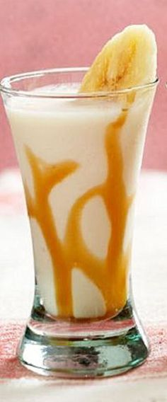 Bananas Frosters Cocktail - from Fast Drink Recipes.