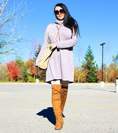 The has its own beauty and the too Fall Trends, New Trends, Look Chic, Thigh High Boots, 5 Ways, Thigh Highs, Fall Outfits, Fashion Beauty, Fashion Photography