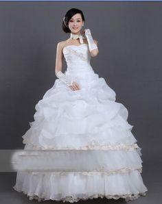 Chinatown Style Bridal GownsBoyfriends