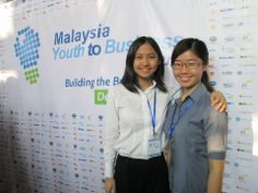 #AIESEC #Youth2Business Forum with Yi Chien.