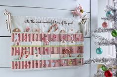 AdventCalendarDIY_Free Tutorial from Amy[Nana Company