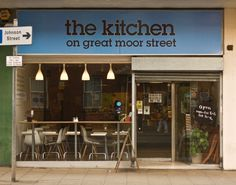 The kitchen on great moor street is the cafe project managed by lakamka workers co-operative. the cafe is a place where we create tasty, Shop House Plans, Shop Plans, Design Display, Coffee Fonts, Plan Garage, Shop Interior Design, Interior Sketch, Healthy Food Delivery, Shop Front Design