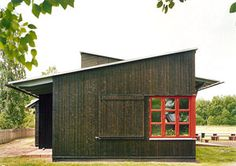Landström Arkitekter - Projekt - Zorns textilkammare i Mora